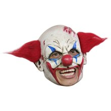 Picture of Clown Deluxe Chinless Mask