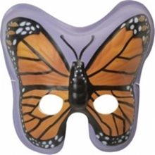 Picture of Butterfly Face Foam Mask