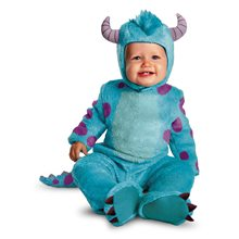 Picture of Monsters University Sulley Classic Infant Costume