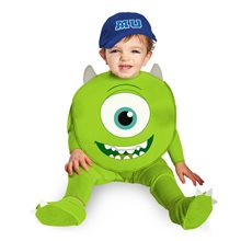 Picture of Monsters University Mike Classic Infant Costume