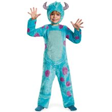 Picture of Monsters University Deluxe Sulley Toddler Costume
