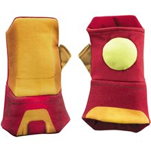 Picture of Marvel Iron Man 3 Mark 42 Glow Soft Gauntlets