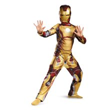 Picture of Marvel Iron Man Mark 42 Classic Child Costume