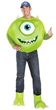Picture of Monsters University Mike Deluxe Plus Size Adult Mens Costume