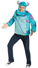 Picture of Monsters University Deluxe Adult Mens Sulley Costume