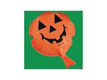 Picture of Jack-O'-Lantern Whoopee Cushions