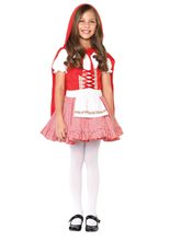 Picture of Lil Miss Red Riding Hood Child Costume