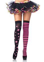 Picture of Stars And Stripes Thigh Highs Women Accessory