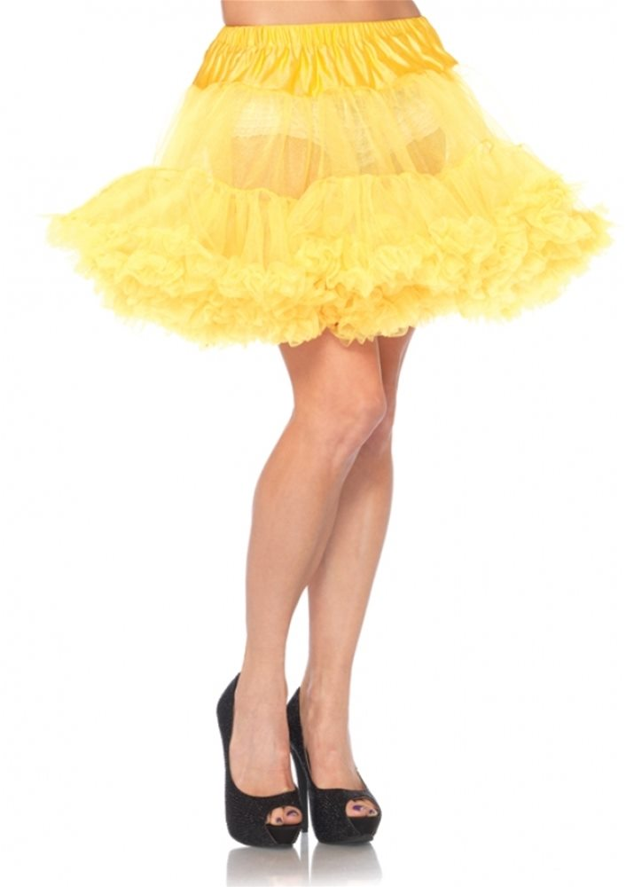 Picture of Layered Tulle Petticoat (Assorted Colors)