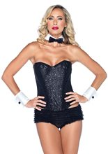 Picture of Tuxedo Adult Womens Costume Kit