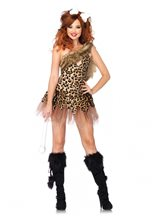 Picture of Cave Girl Cutie Adult Womens Costume