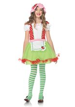 Picture of Strawberry Sweetie Dress Child Costume