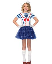 Picture of Sailor Sweetie Child Costume
