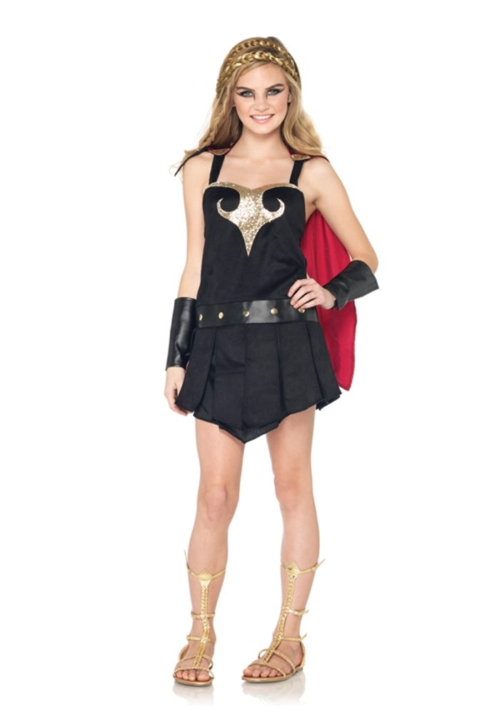 Picture of Warrior Princess Juniors Costume
