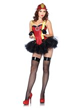 Picture of Firehouse Hottie Adult Womens Costume