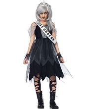 Picture of Zombie Prom Queen Juniors Costume