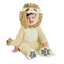 Picture of Jungle King Infant Costume
