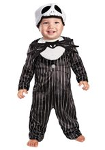Picture of Jack Skellington Prestige Infant Costume
