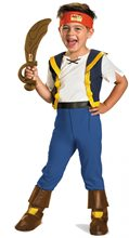 Picture of Jake Deluxe Toddler Costume