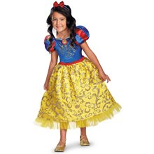 Picture of Snow White Sparkle Deluxe Toddler & Child Costume