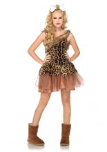 Picture of Cave Girl Cutie Juniors Costume