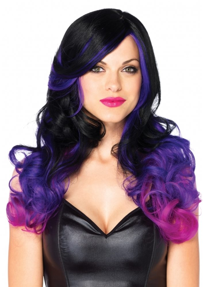 Picture of Ombre Allure Wavy Wig (More Colors)