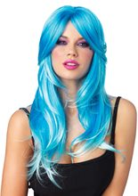 Picture of Glow Long Curly Wig