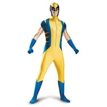 Picture of Wolverine Adult Mens Bodysuit Costume