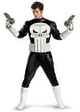 Picture of Punisher Adult Mens Costume