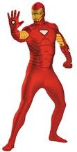 Picture of Marvel Iron Man Adult Mens Bodysuit
