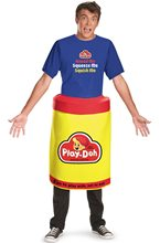 Picture of Play Doh Deluxe Adult Men Costume