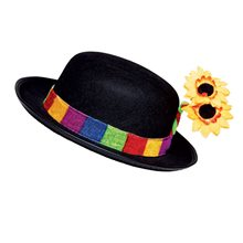 Picture of Clown Adult Hat