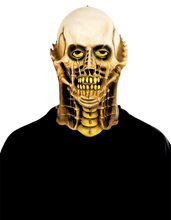 Picture of Skull Neck Jukebox Adult Mask