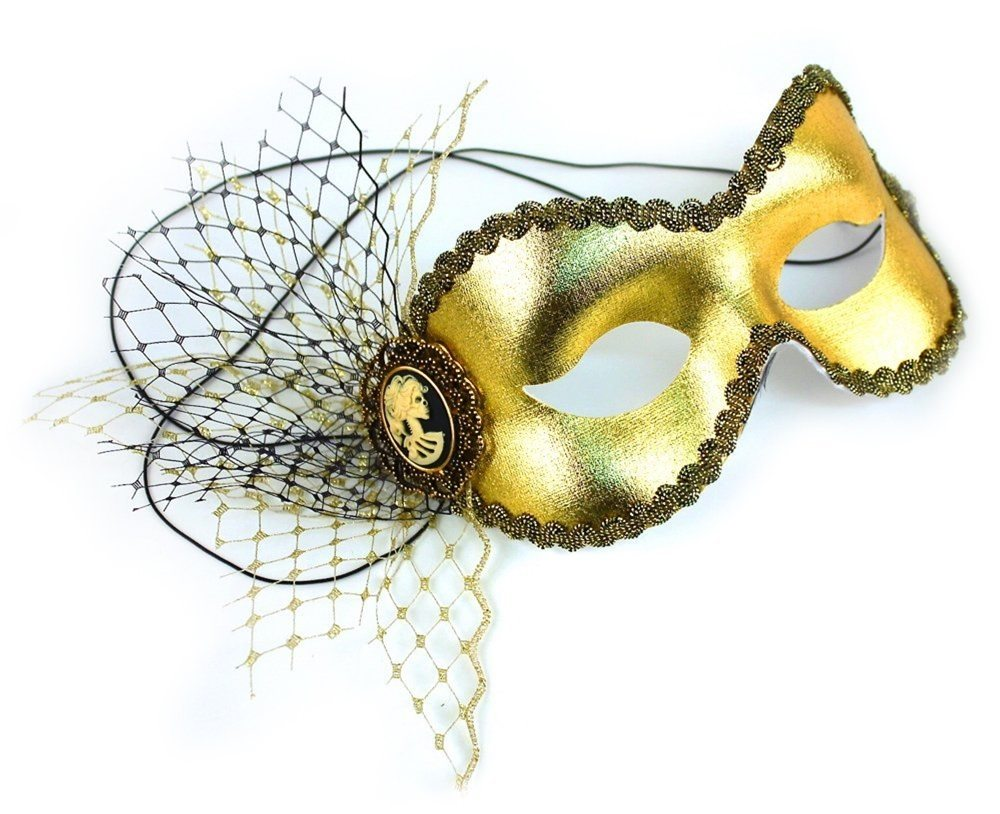 Picture of Ancestor Gold Adult Mask