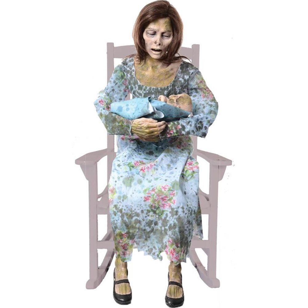 Picture of Rocking Moldy Mommy Animated Prop