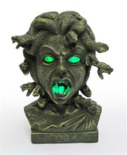 Picture of Medusa Bust Animated Prop
