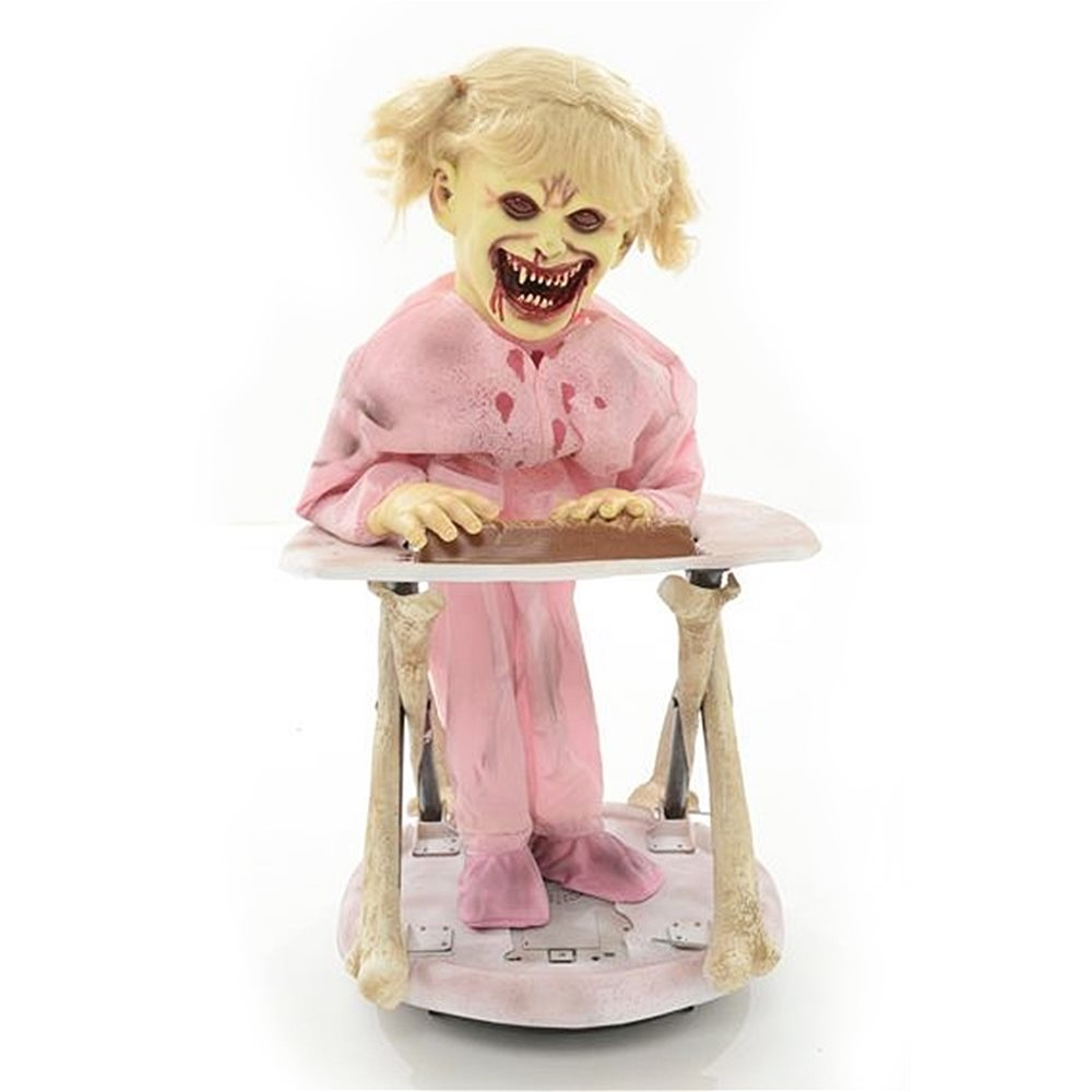 Halloween Zombie Baby Prop.Halloweeen Club Costume Superstore Cruisin Candice Zombie Baby