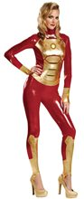 Picture of Iron Man Mark 42 Sassy Suit Adult Womens Costume