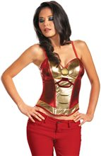 Picture of Iron Man Mark 42 Sassy Bustier Adult Womens Costume
