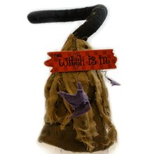 Picture of Witch Broom Prop
