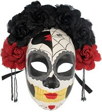 Picture of La Catrina Day of The Dead Mask