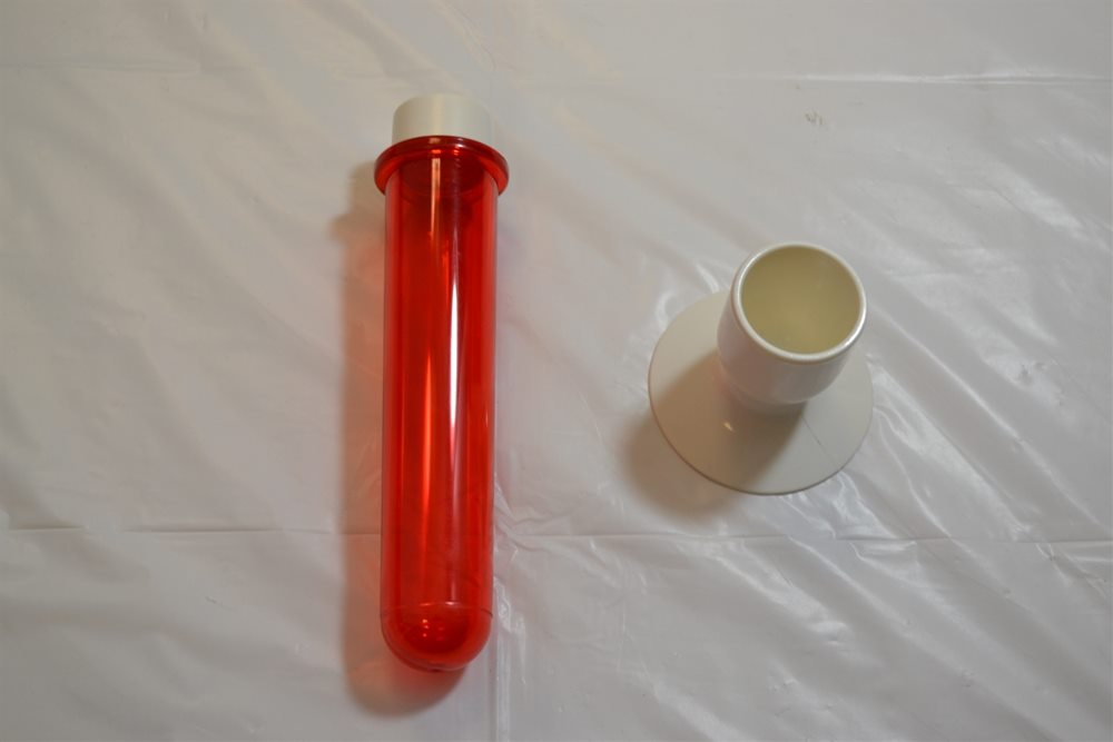 Picture of Test Tube Red
