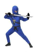 Picture of Ninja Avenger Series Blue Child Costume