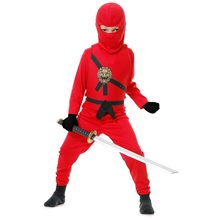 Picture of Ninja Avenger Series Red Child Costume
