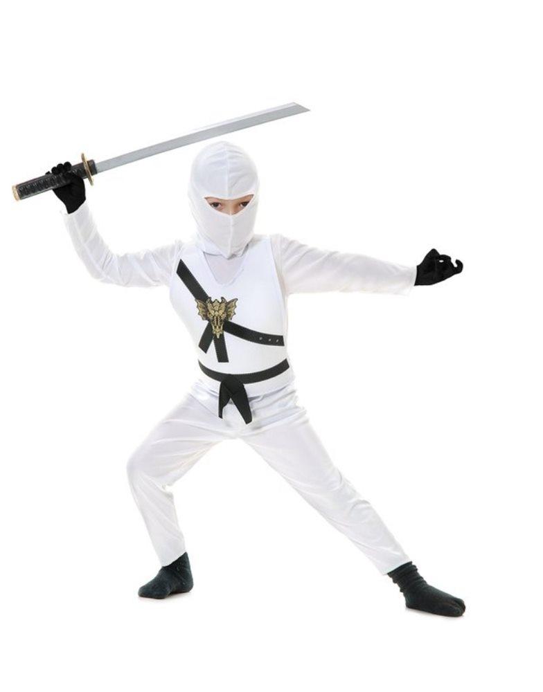 Picture of White Ninja Avenger Series I Child Costume