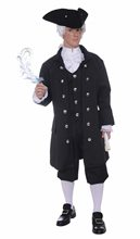 Picture of Founding Father Adult Mens Costume