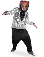 Picture of Hip Hop Hamster Adult Costume
