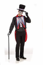 Picture of Day Of The Dead Adult Mens Costume