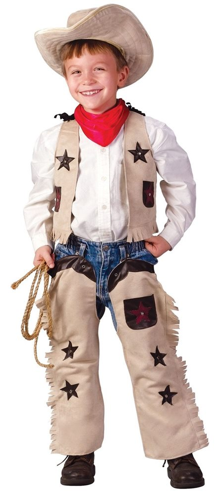 Picture of Little Sheriff Toddler Costume