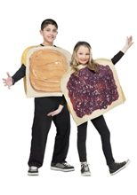 Picture of Peanut Butter and Jelly Child Costume